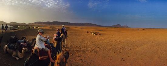 Sahara Desert, 2016