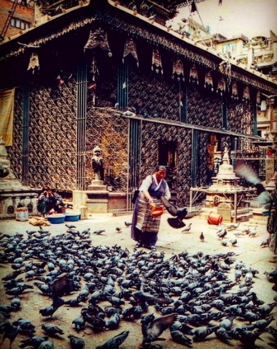 Kathmandu, 2001