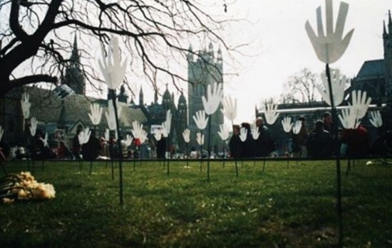 Parliament Square, 2003